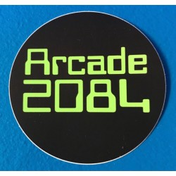 Sticker - Official Arcade...